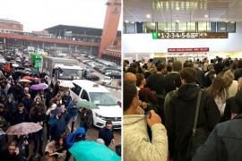 Desalojadas las estaciones de Atocha y Sants por un falso aviso de bomba
