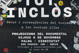 CineCiutat acoge una doble proyección del documental 'Tot inclós'
