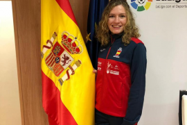 Cristina Ferrer cae en segunda ronda del Mundial