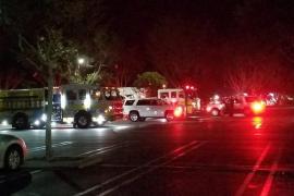 Al menos once heridos por un tiroteo en un bar cercano a Los Ángeles