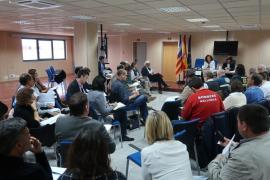 Cerca de 30 instituciones, organismos y cuerpos de seguridad se reúnen para analizar el Plan Inunbal en el Llevant