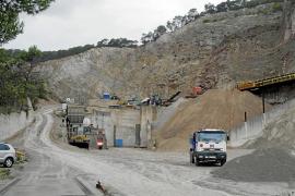 El TSIB anula la licencia de las plantas de hormigón y asfalto de la cantera de ses Planes