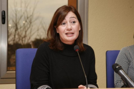 Armengol, proclamada candidata del PSIB a las elecciones autonómicas de 2019