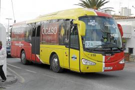 El Consell mejora las frecuencias de bus en Platja d'en Bossa, Puig d'en Valls y Jesús