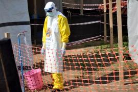 La actual epidemia de ébola en el Congo es la más letal de la historia del país