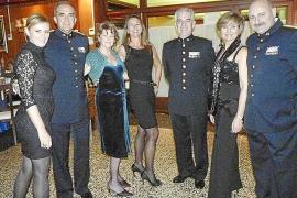 Cena de gala con motivo de la Inmaculada en el Club Militar es Fortí