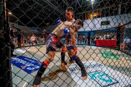 Las mejores imágenes del Ibiza Cage Fight (Fotos: Marcelo Sastre).