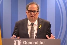 La Guardia Civil acusa al actual Govern de mentir sobre los viajes al extranjero para buscar financiación