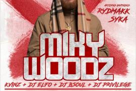Miky Woodz recala con su música en Es Gremi