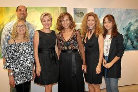 Exposición colectiva en la Fundación López Fuseya
