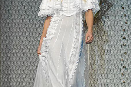 Adlib Moda Ibiza luce sus propuestas de alta costura en la Nupcial Bridal Experience de Mallorca