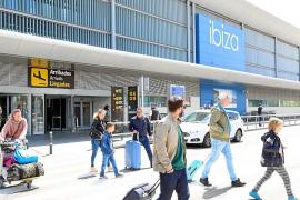 El aeropuerto de Ibiza registra entre enero y octubre total de 7,7 millones de usuarios