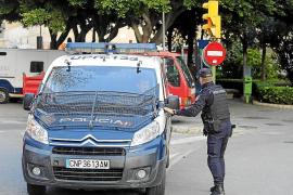 Detenido en Palma por acosar y perseguir a su pareja por varios países