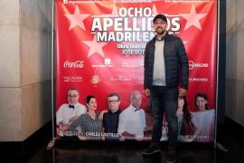 El estreno de 'Ocho apellidos madrileños' del cómico José Boto, en imágenes (Fotos: Irene Medina).