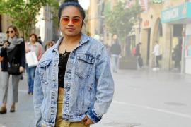 Sienna Lalau, estrella de la danza urbana, visita Mallorca
