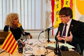 Puigdemont se propone como número 2 de Junqueras en una lista conjunta a las europeas