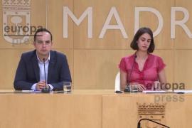 Podemos suspende de militancia a los ediles que han abandonado las primarias en Madrid