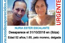 Un hijo de la mujer desaparecida llega a Ibiza para «intensificar» la búsqueda de su madre