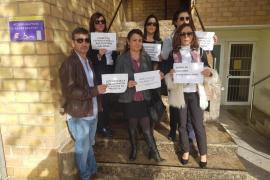 Los letrados de la Administración de Justicia exigen reconocimiento y una retribución salarial justa