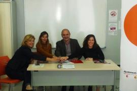 El Consell d'Eivissa y Santa Eulària fomentan la inserción laboral de personas con discapacidad