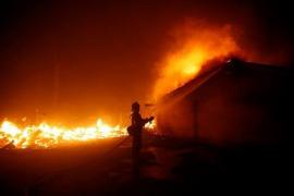 Ya son 48 los muertos por los incendios forestales en California