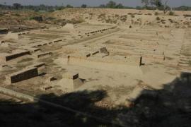 El cambio climático acabó con una antigua cultura urbana del río Indo