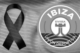 Mensaje de la UD Ibiza por el fallecimiento del padre de Amadeo Salvo