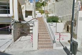 EPIC propone la instalación de escaleras mecánicas en Puig des Molins