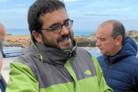 Vicenç Vidal está «convencido» de que se levantarán las medidas cautelares para erradicar las cabras de es Vedrà