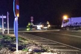 Una mujer fallece atropellada por un coche en ses Païsses