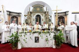 El día grande de Santa Gertrudis, en imágenes (Fotos: Daniel Espinosa).