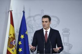 Sánchez admite que no presentará los PGE sin apoyos: «No voy a marear a los españoles»
