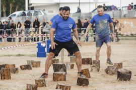 'Espartanos' a la carrera en Santa Gertrudis