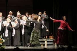 El concierto de Santa Cecilia en Can Ventosa, en imágenes (Fotos: Arguiñe Escandón).