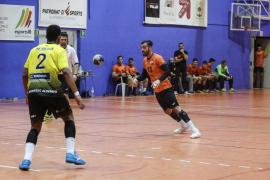 El partido entre el HC Eivissa y el Algemesí, en imágenes (Fotos: Arguiñe Escandón).