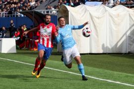 Pepe Bernal se carga al Ibiza (0-1)