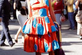 La diseñadora Agatha Ruiz de la Prada