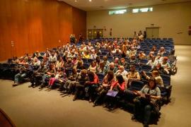 La celebración del recital 'Evocación' en Cas Serres, en imágenes (Fotos: Marcelo Sastre).