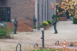 La Guardia Civil registra la sede de la Autoridad Catalana por el caso del 3 por ciento
