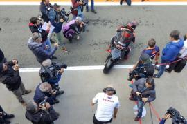 Jorge Lorenzo y Joan Mir ya ruedan en los tests de MotoGP de Cheste