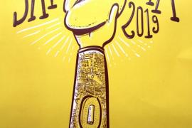 El cartel 'El símbolo de la ciudad' de Jaume Vich ilustrará las fiestas de Sant Sebastià