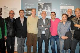Encuentro de antiguos periodistas de 'Ultima Hora'