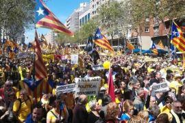 La AN investigó durante 19 meses la 'república' catalana pero un error impidió al juez Sunyer ver sus informes