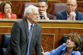 Hernanz: «El escupitajo ha sido patético; el clima de tensión tiene que desaparecer»