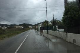 """Epic denuncia el """"mal estado"""" de la calle de Ses feixes de Talamanca"""