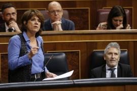 Sesión de control del Congreso de los Diputados