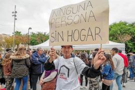 Cáritas atiende a 220 personas sin hogar cada año en la isla de Ibiza