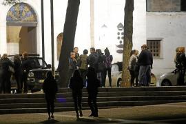 Familiares y amigos despidieron a Sacramento Roca en un funeral en la iglesia de Sant Marçal