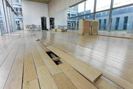 Sube un 15 % el precio de licitación para obras en centros educativos de Ibiza