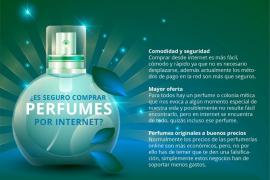 Descubre las perfumerías online y ya no podrás parar de comprar en ellas